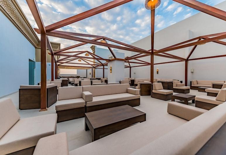 Time Rako Hotel, Al Wakrah, Terraza o patio