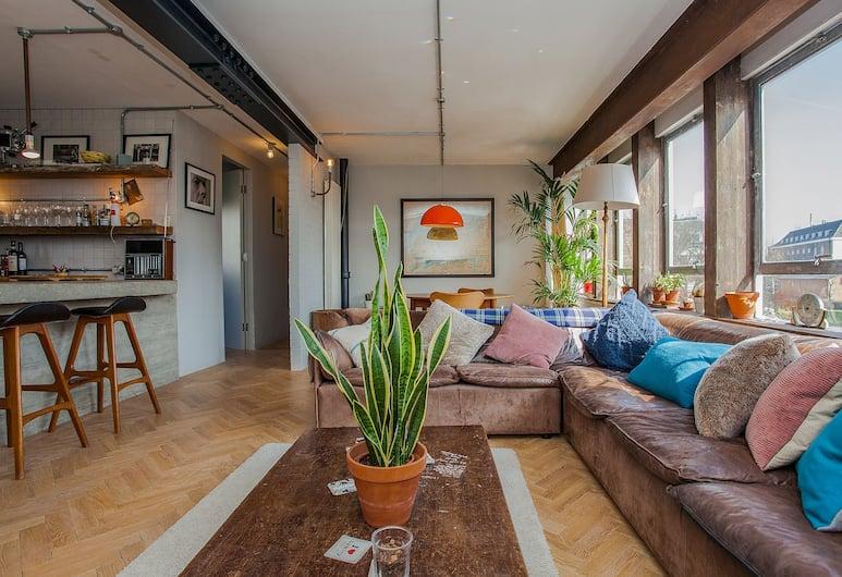 Camden Town Apartment, London, Külaliskorter, 1 magamistoaga, Lõõgastumisala