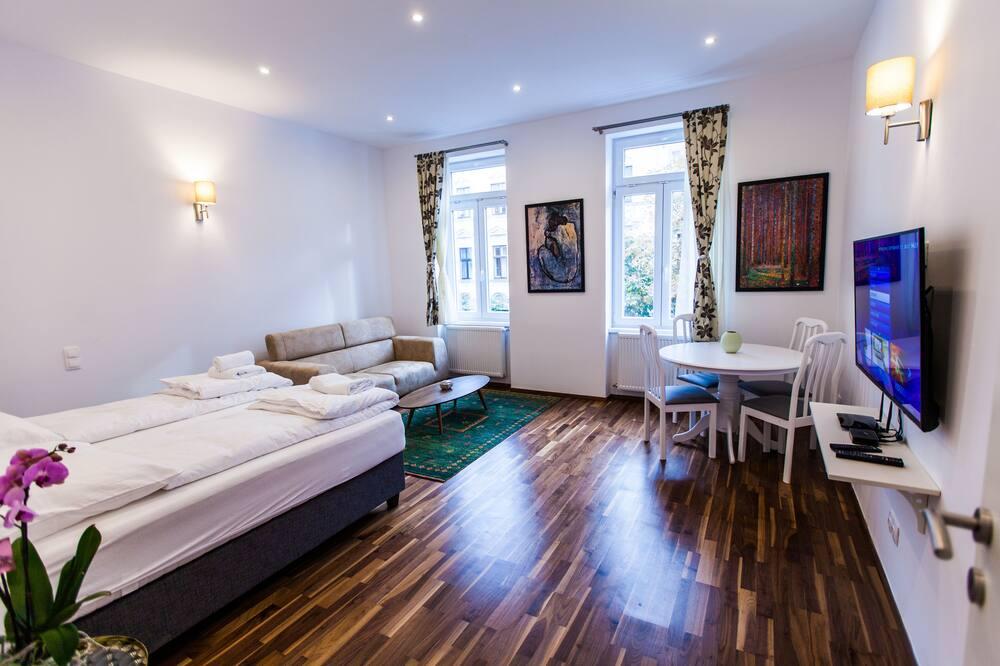 Familienapartment, 2Schlafzimmer (with garage) - Profilbild