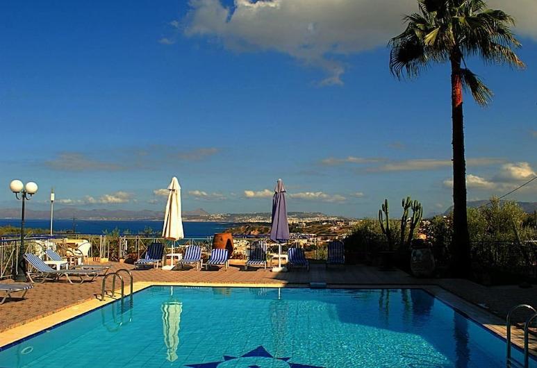 Cactus Villa Apartments, Chania, Outdoor Pool