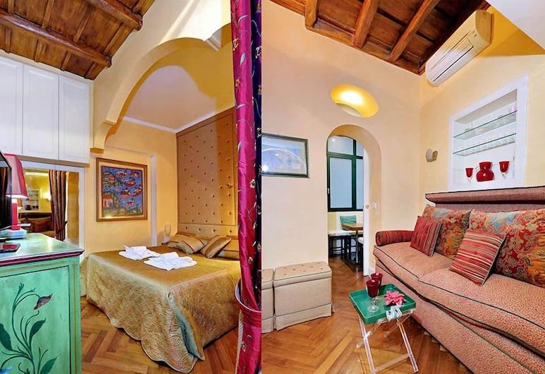 Rome Short Let Service, Róma, apartman, 1 hálószobával (Via delle Colonnelle), Szoba