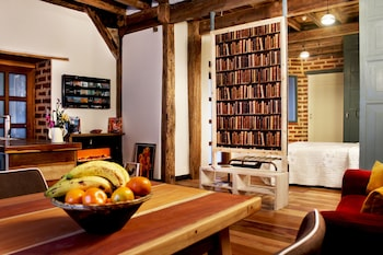 Picture of Old Town Quito Suites in Quito