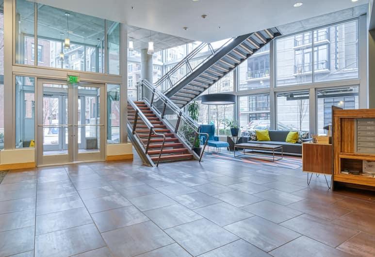 Luxurious Apartments by Barsala, Portlandas, Poilsio zona vestibiulyje
