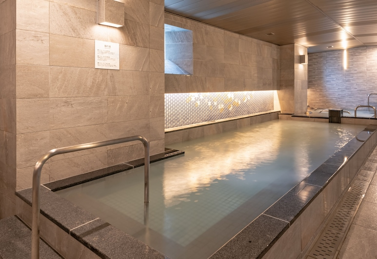 Hotel Vista Kanazawa, קאנאזאווה, אמבט ספא מקורה