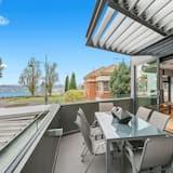 Appartamento Deluxe, 3 camere da letto, vista oceano - Balcone