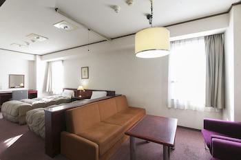 廣島廣島平和公園 S 普拉斯酒店的圖片