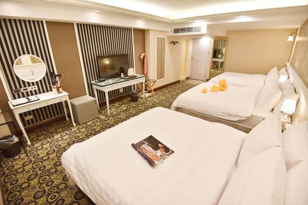 家庭客房, 1 間臥室, 獨立浴室 - 客房