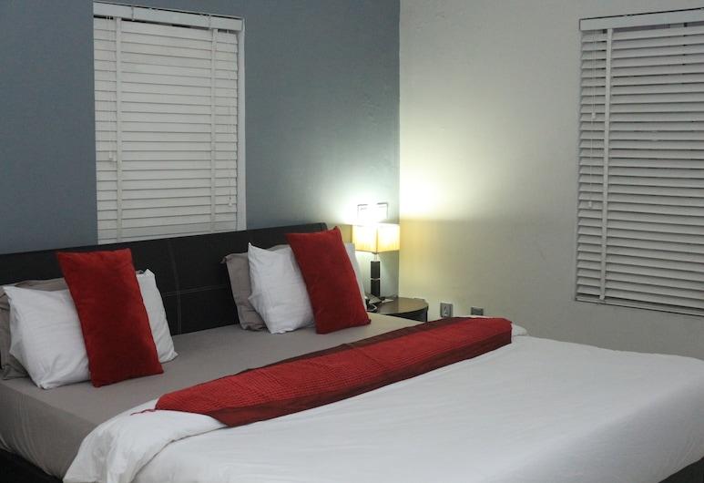 The Crib Lifestyle Hotel, Port Harcourt, Pokój standardowy, Pokój