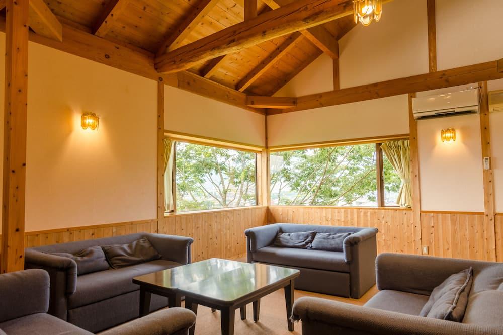 Habitación tradicional (Japanese Style Room, YUMEYA) - Sala de estar