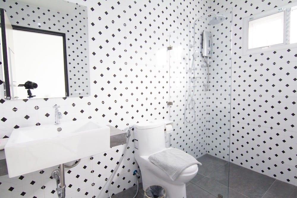 Superior Twin Room - Badezimmer