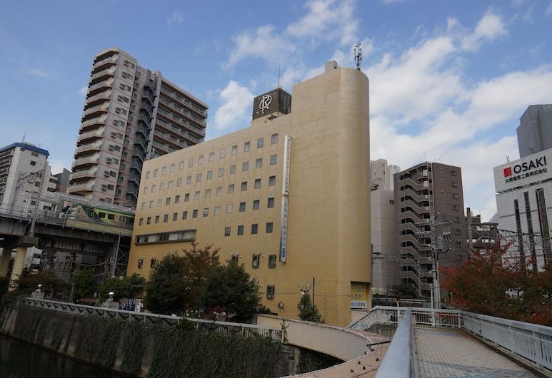 皇家橡木五反田飯店, 東京, 飯店正面