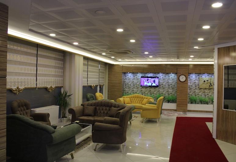 RMS Atlas Otel, Tokat, Salon de la réception
