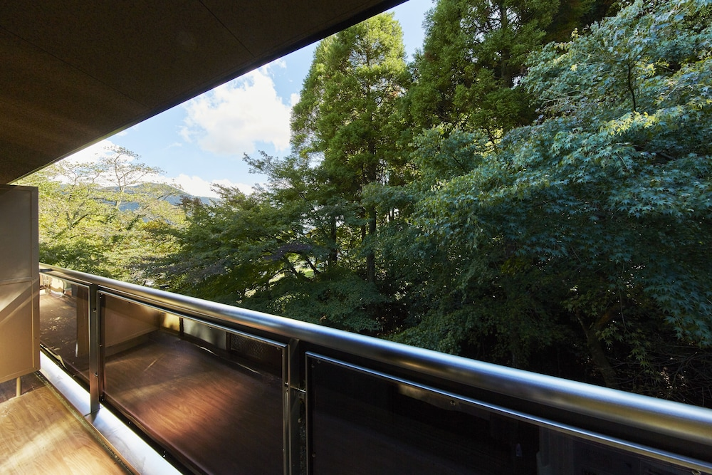 Hotel Hakone Terrace, Hakone, Standard Double Room, Balcony