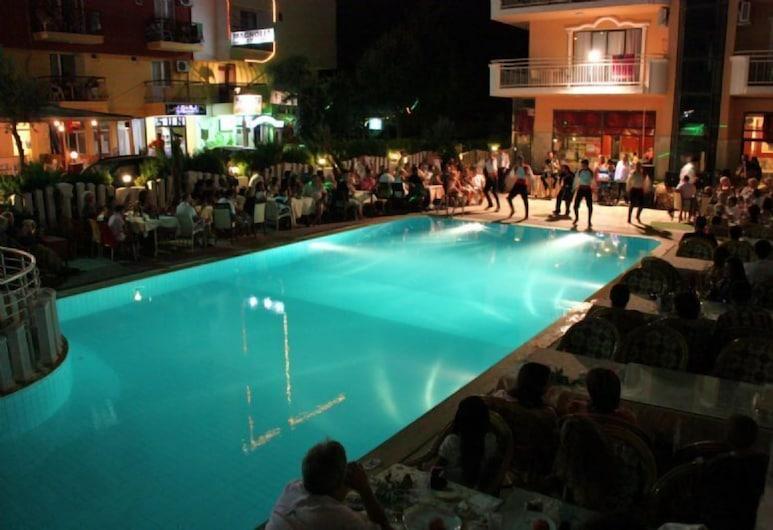 Mutlu Apart Otel, Didim, Outdoor Pool