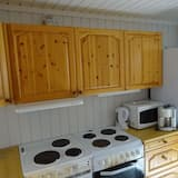 Shared Dormitory, Mixed Dorm (1 Single Bed in Bunk Bed) - Shared kitchen