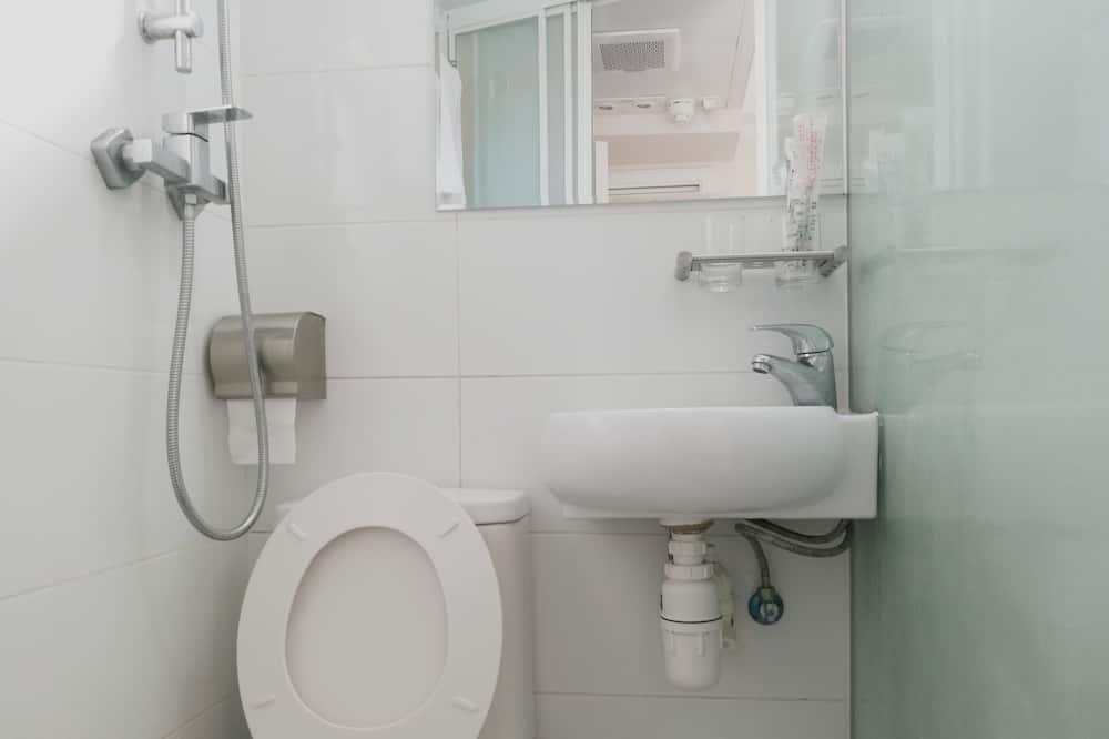 Эксклюзивный двухместный номер с 2 односпальными кроватями - Ванная комната
