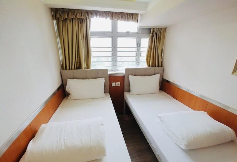 Ring Wood Guest House, Kovlunas, Kambarys (2 viengulės lovos) su pagrindiniais patogumais, Svečių kambarys