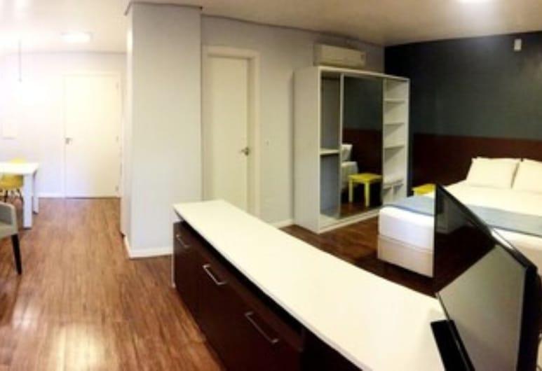 Açores Flat Design, Porto Alegrė, Prabangaus stiliaus dvivietis kambarys, Kambarys