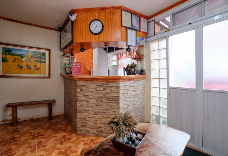 ZEN Rooms Basic Camp Allen Rd Baguio , Baguio, Reception