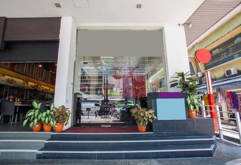 ZEN Rooms Tuanku Abdul Rahman, Kuala Lumpur, Pintu Masuk Hotel