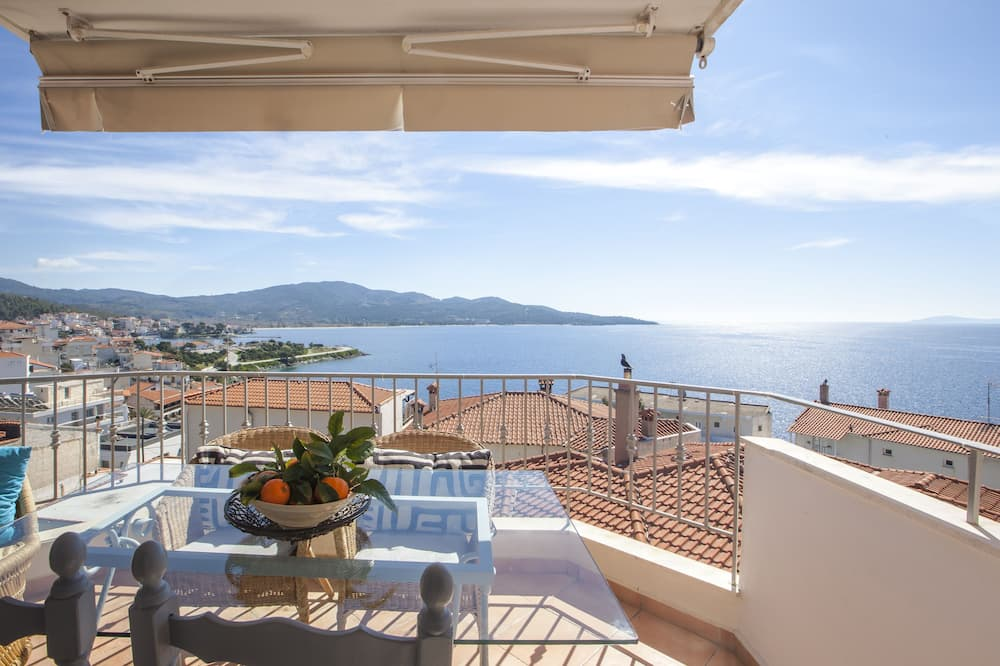 Duplex, Sea View - Balcony