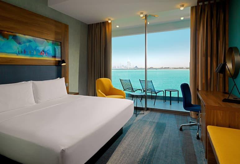 Aloft Palm Jumeirah, Dubai, aloft Room, Room, 1 King Bed, Guest Room