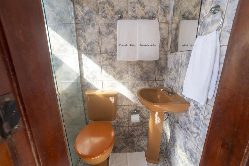 ห้องทริปเปิล, หลายเตียง - ห้องน้ำ