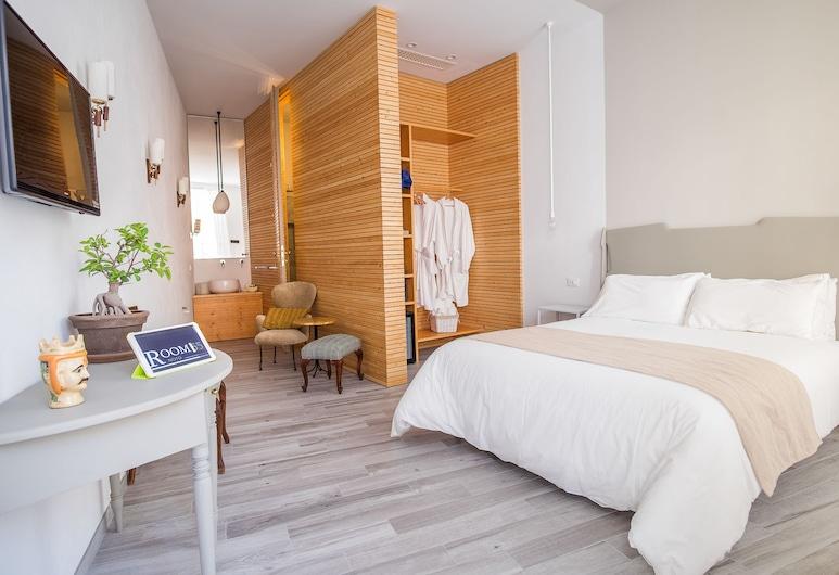 Room 55, Noto, Comfort Δίκλινο Δωμάτιο (Double), Δωμάτιο επισκεπτών