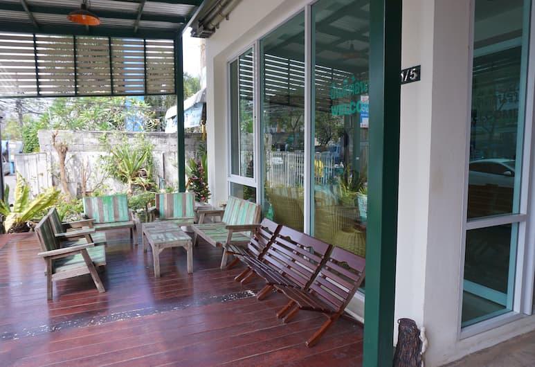 The One Residence, Udon Thani, Taras/patio