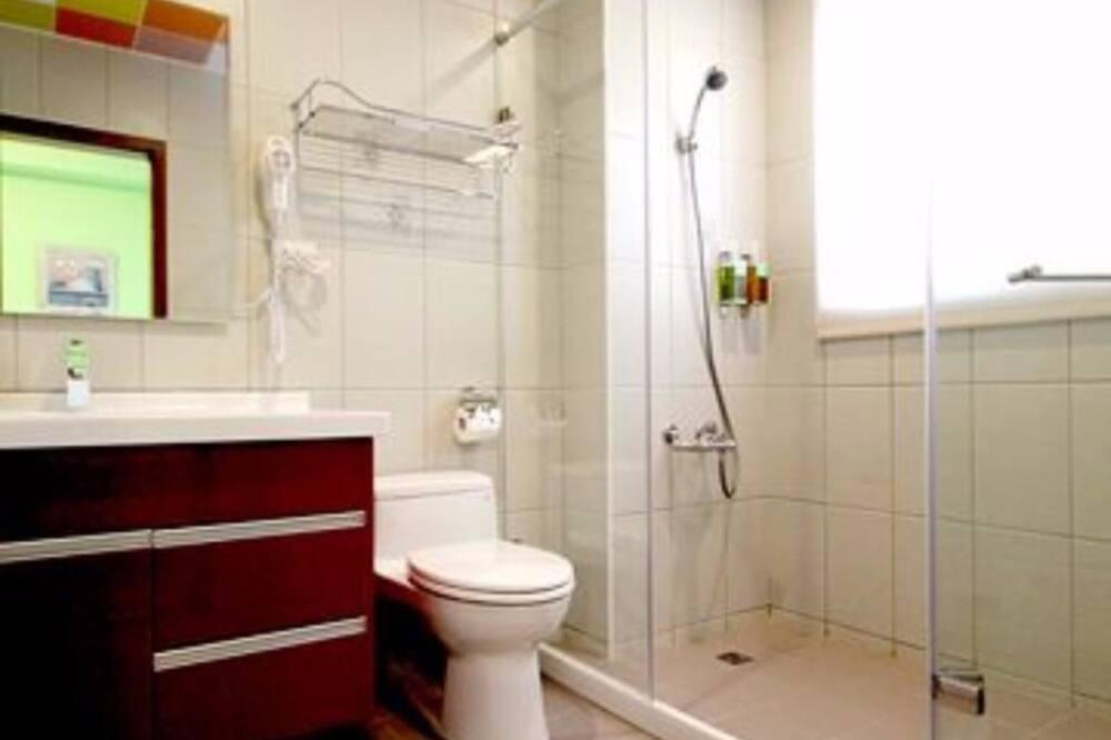 Double Room (Purple) - Bathroom