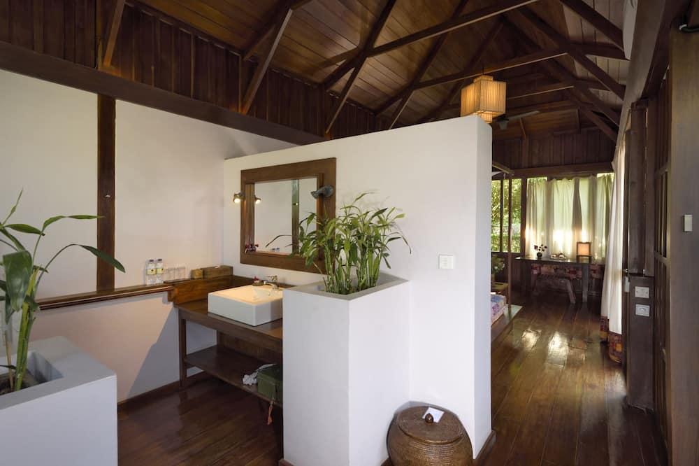 Family Villa, 2 Bedrooms, Terrace - Bathroom