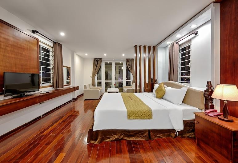卡蒂娜爾飯店, 峴港, 客房