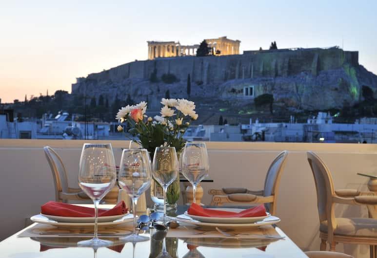 아크로폴리안 스피릿 부티크 호텔, 아테네, 레스토랑