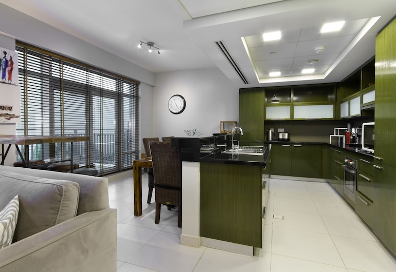 Maison Privee - The Lofts, Dubai, Apartment, 1 Bedroom, Living Area