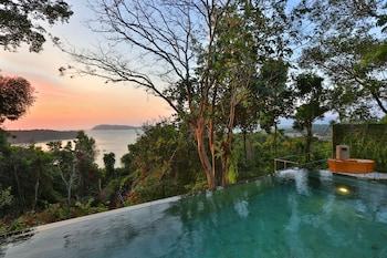 Langkawi bölgesindeki Ambong Pool Villas resmi