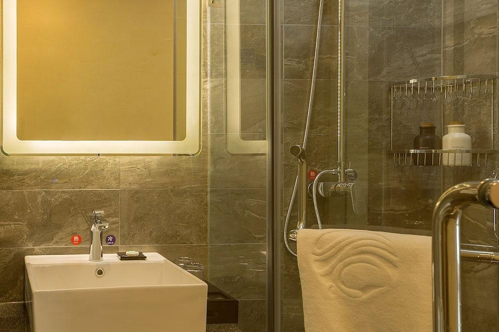 Deluxe-Dreibettzimmer - Wohnbereich