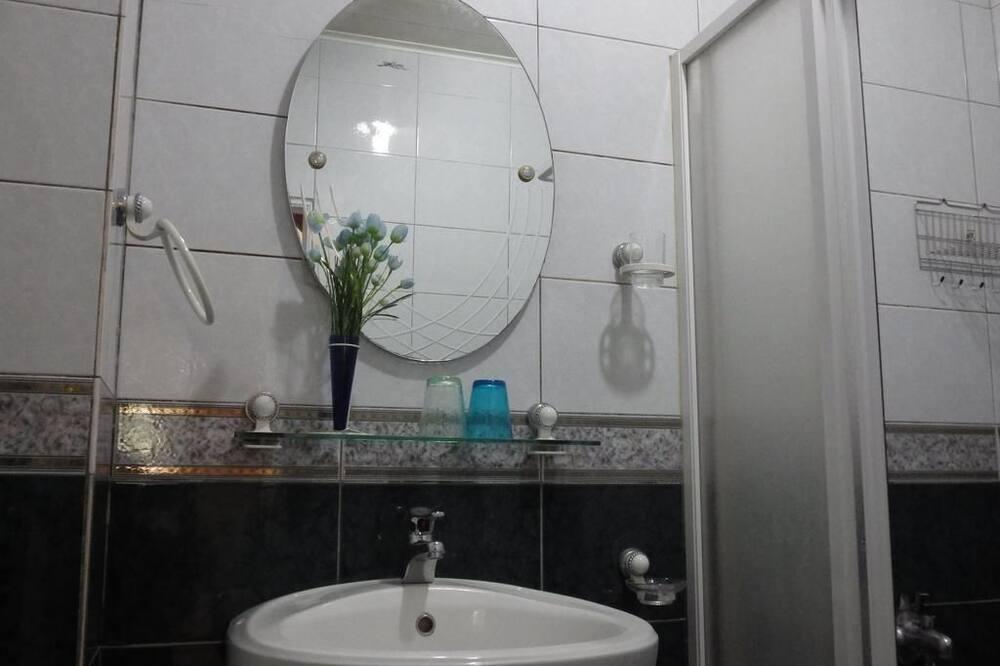 Стандартний тримісний номер, спільна ванна - Раковина