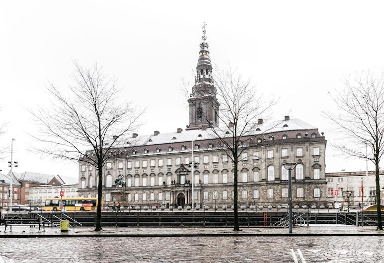 Heritage apartments in the city centre, קופנהגן, דירה, 3 חדרי שינה, חדר