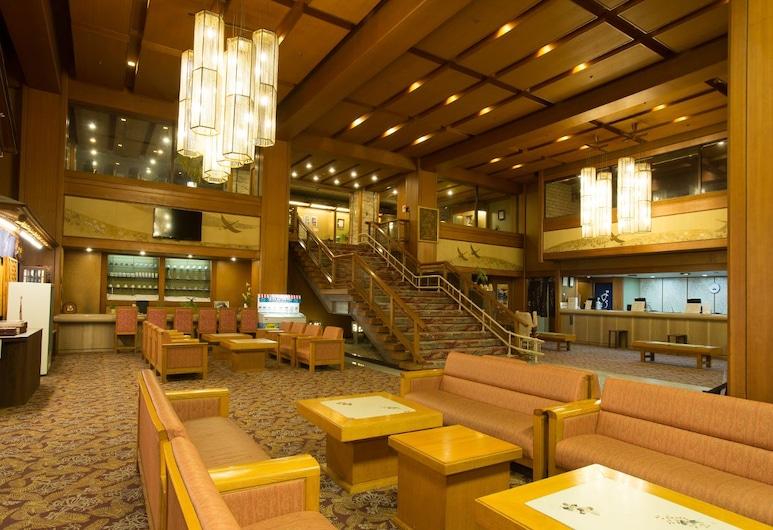 IKAHO GRAND HOTEL, Shibukawa
