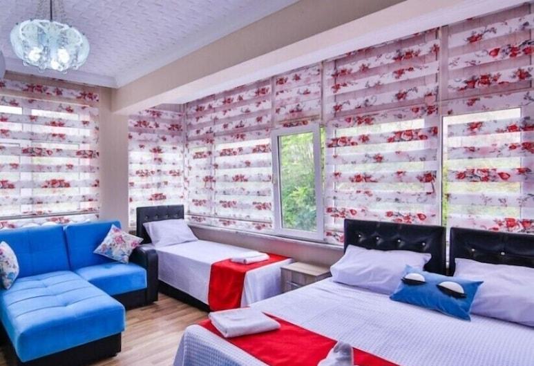 Amasra Kristal Otel, Amasra, Family Quadruple Room, Guest Room