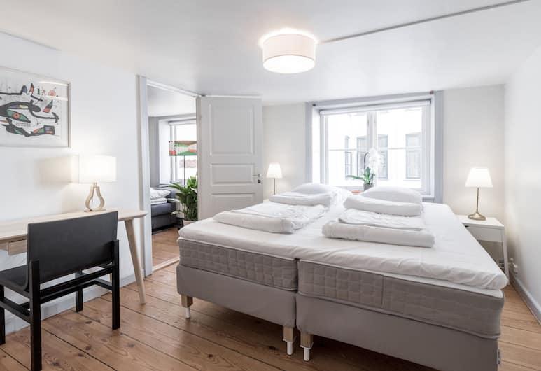 Gammeltorv Apartments, Köpenhamn, Carl Nielsen, Rum