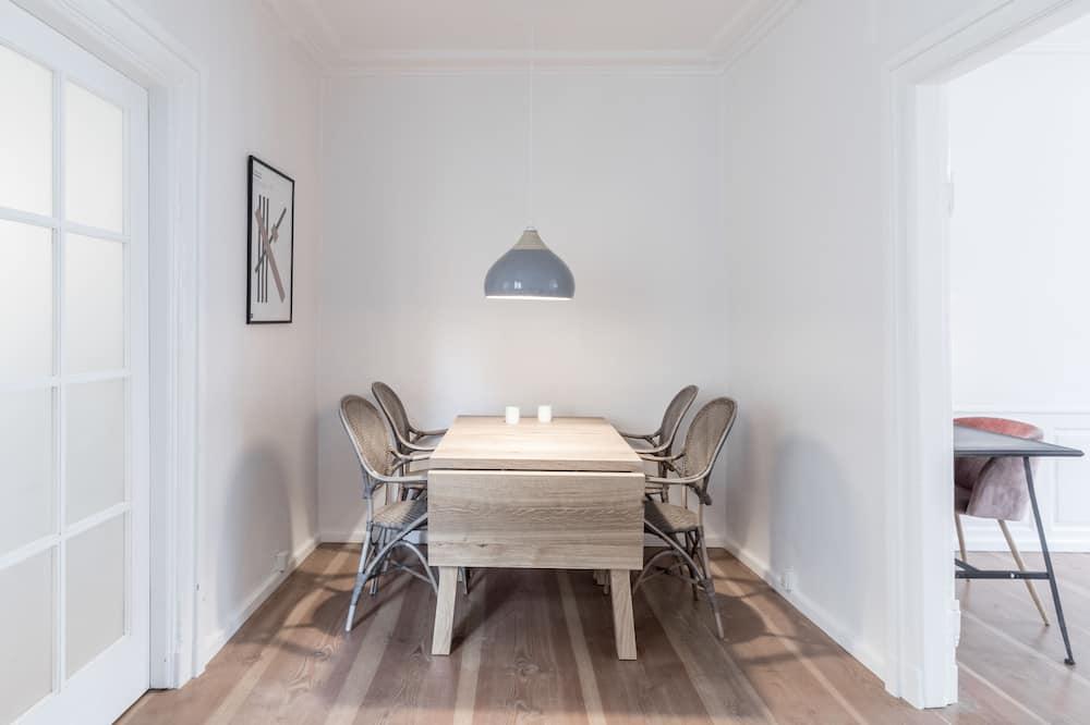 Bespisning på rommet