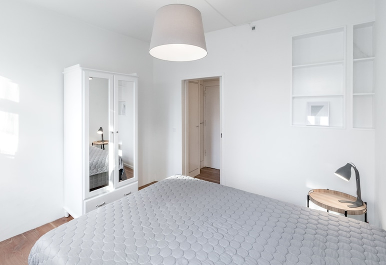 Large Apartment in Historic Centre, Copenhague, Departamento, 2 habitaciones, Habitación