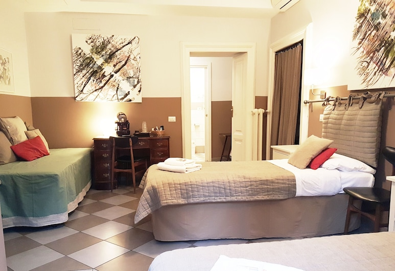 Sweet Dreams Roma, Rome, Comfort Triple Room, City View, Guest Room