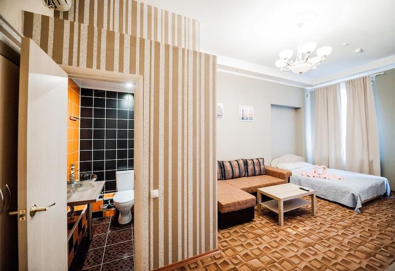 ベリンスキー ベッド & ブレックファスト, サンクトペテルブルク, スイート, 部屋