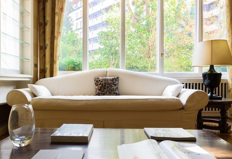 Home at Hotel - Monte Rosa, Milano, Villa, 2 camere da letto, Vista dalla camera