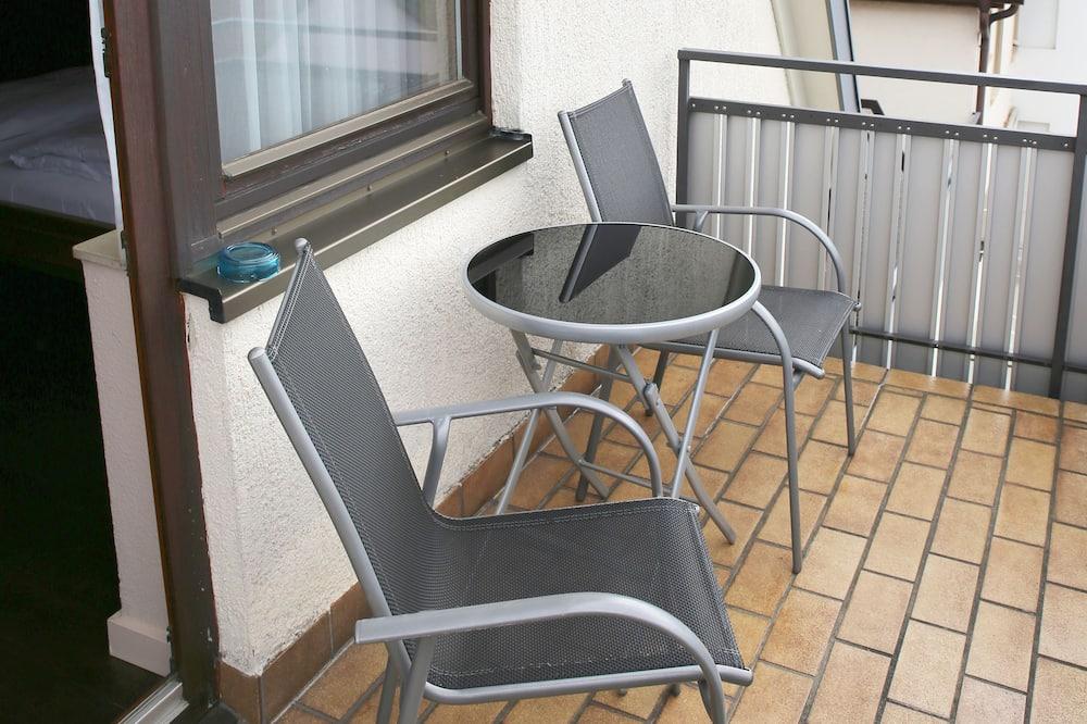 Chambre Triple Confort, balcon - Balcon