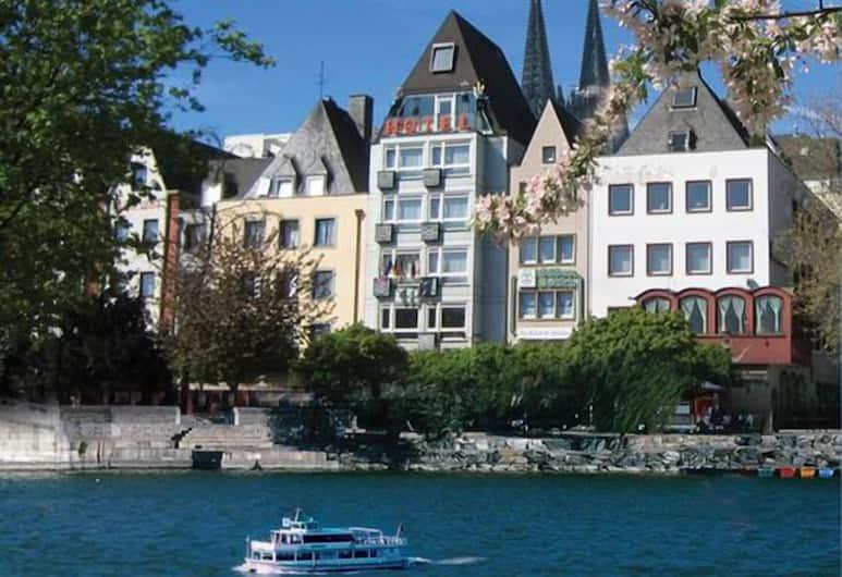 Hotel Römerhafen, Kolín nad Rýnem