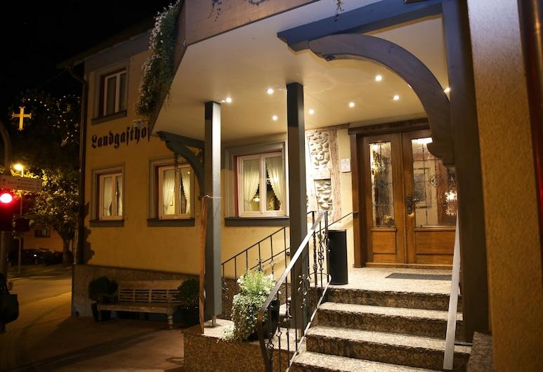 Landgasthof Kreuz, Konstanz, Interior Entrance