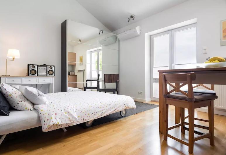 Apartments Dunin, คราคูฟ, อพาร์ทเมนท์ (Zamoyskiego 77), ห้องพัก